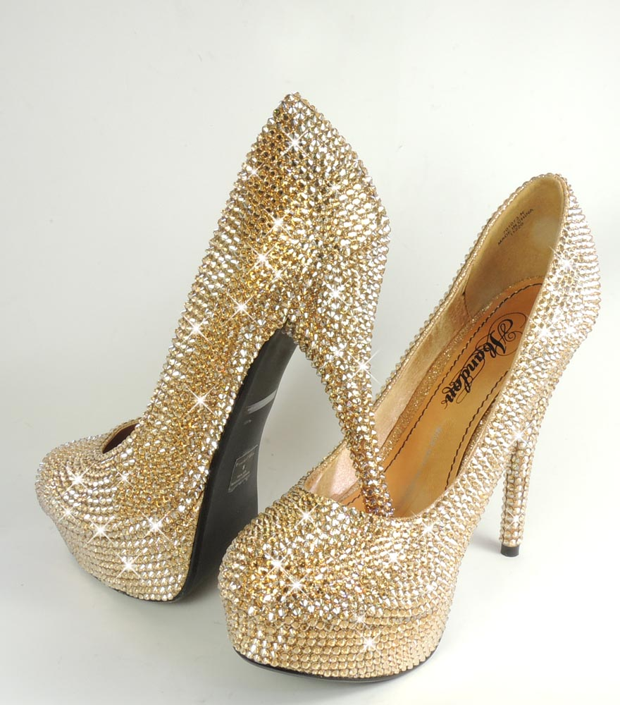 bbd05c255a5d Send us your Louboutin shoes to customize! We can turn them into a gorgeous  pair of Cinderella Princess shoes embellished with crystals by Swarovski®.